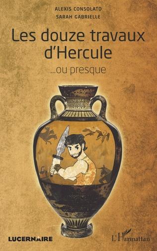 Couverture Les douze travaux d'Hercule