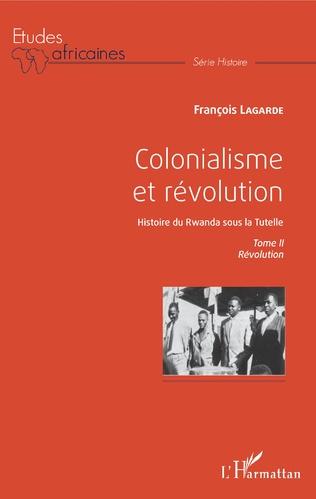 Couverture Colonialisme et révolution
