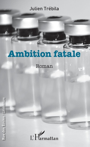 Couverture Ambition fatale