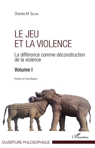 Couverture Le jeu et la violence