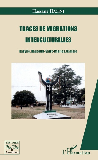 Couverture Traces de migrations interculturelles