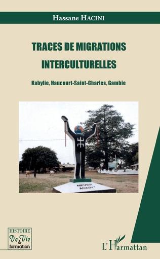 Couverture Traces de migrations interculturelles
