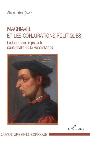 Couverture Machiavel et les conjurations politiques