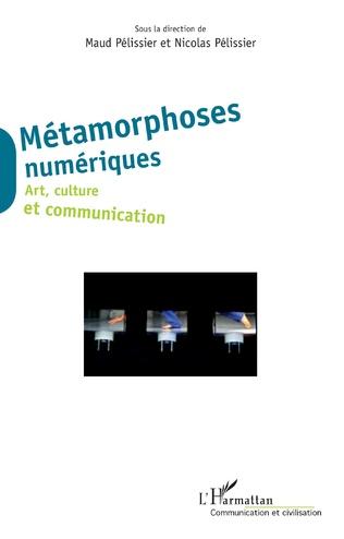 Couverture Métamorphoses numériques