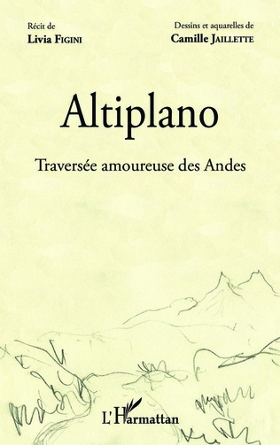 Couverture Altiplano