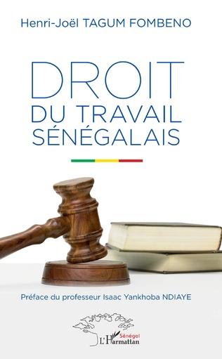 Couverture Droit du travail sénégalais