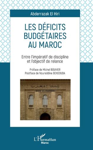 Couverture Les déficits budgétaires au Maroc