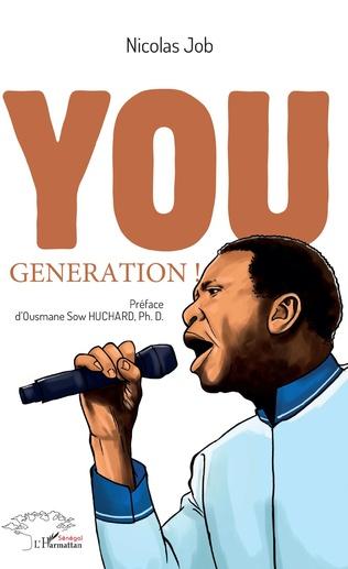 Couverture You Generation !