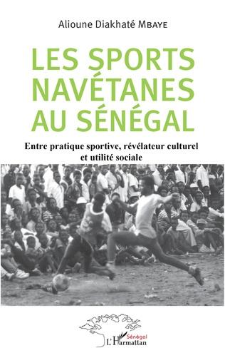 Couverture Les sports navétanes au Sénégal