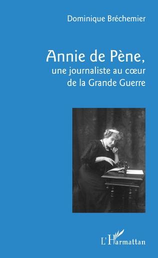 Couverture Annie de Pène,
