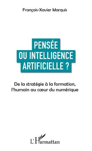 Couverture Pensée ou intelligence artificielle ?