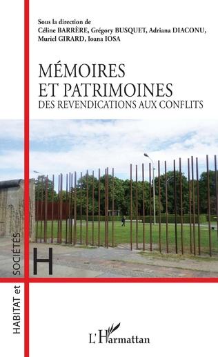 Couverture Mémoires et patrimoines