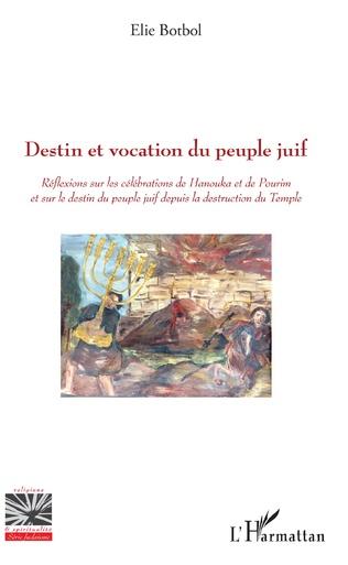 Couverture Destin et vocation du peuple juif