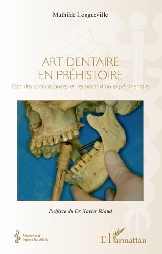 Couverture Art dentaire en préhistoire