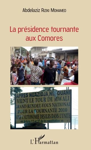 Couverture La présidence tournante aux Comores