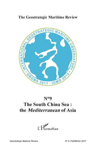 Couverture The South China Sea :
