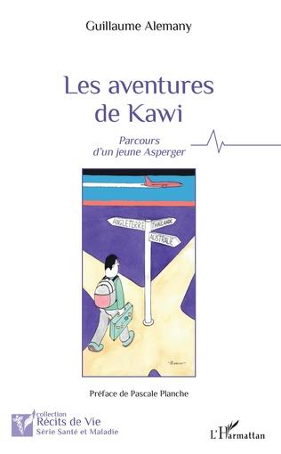 Couverture Les aventures de Kawi