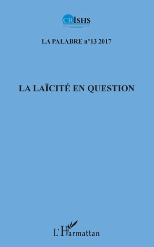 Couverture La laïcité en question