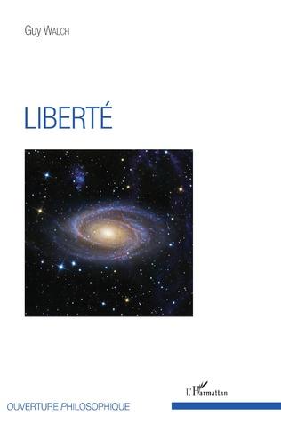 Couverture Liberté