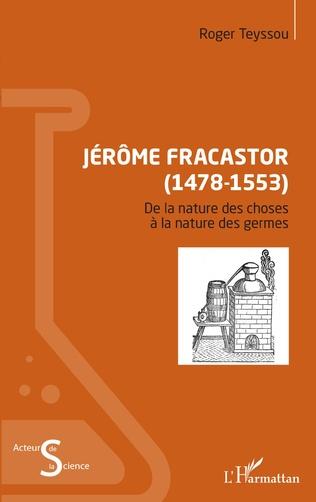 Couverture Jérôme Fracastor (1478-1553)