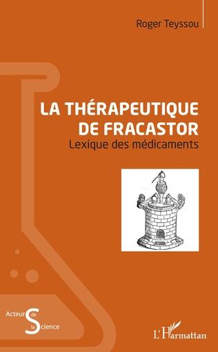 Couverture La thérapeutique de Fracastor