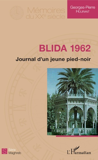 Couverture Blida 1962
