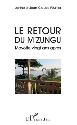 Couverture Le retour du M'Zungu