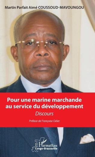 Couverture Pour une marine marchande au service du développement