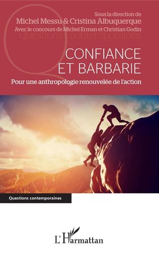 Couverture Confiance et barbarie