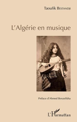 Couverture L'Algérie en musique