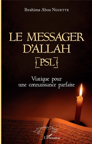 Couverture Le messager d'Allah (PSL)