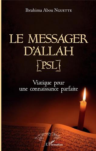 Couverture Le messager d'Allah (PSL)