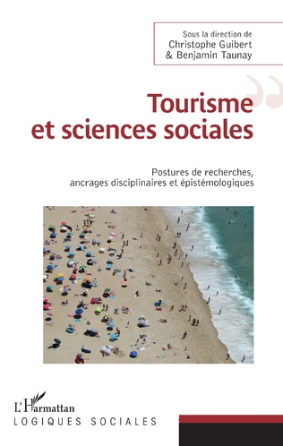 Couverture Tourisme et sciences sociales