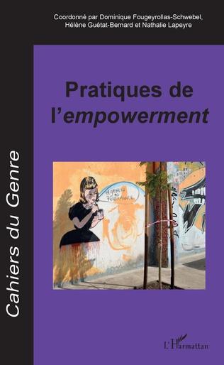 Couverture Pratiques de l'empowerment