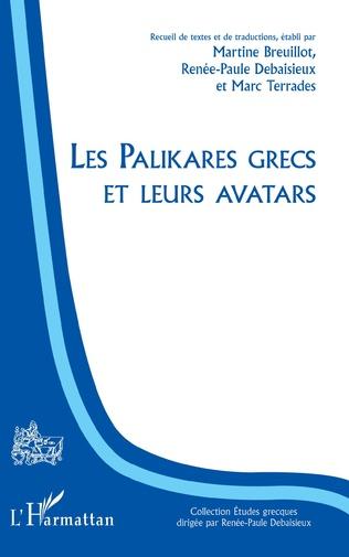 Couverture Les Palikares grecs et leurs avatars