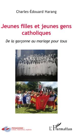 Couverture Jeunes filles et jeunes gens catholiques