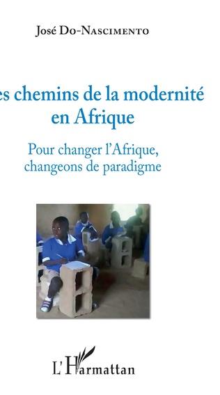 Couverture Les chemins de la modernité en Afrique
