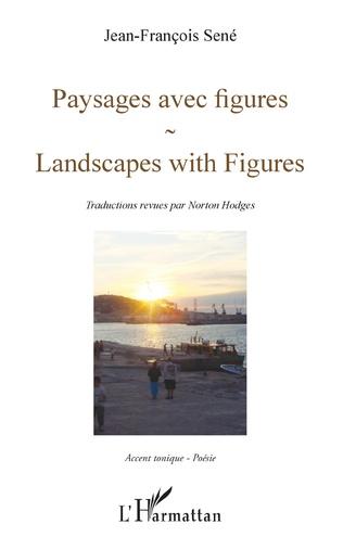 Couverture Paysages avec figures