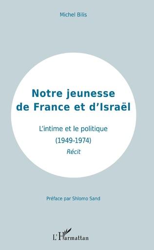Couverture Notre jeunesse de France et d'Israël