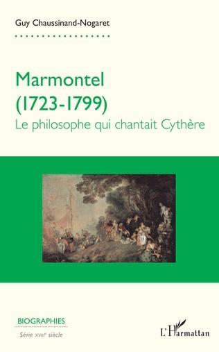 Couverture Marmontel 1723-1799