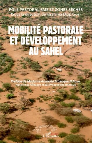 Couverture Mobilité pastorale et développement au Sahel