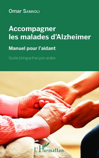Couverture Accompagner les malades d'Alzheimer