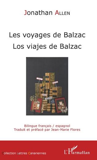 Couverture Les voyages de Balzac