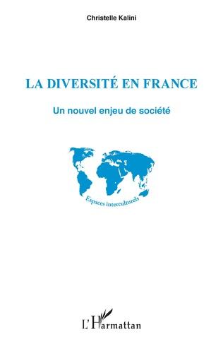 Couverture La diversité en France