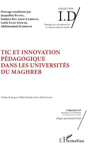 Couverture TIC et innovation pédagogique dans les universités du Maghreb