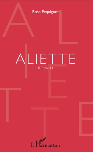 Couverture Aliette