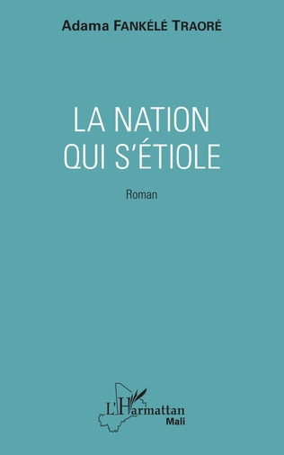 Couverture La nation qui s'étiole