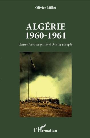 Couverture Algérie 1960-1961