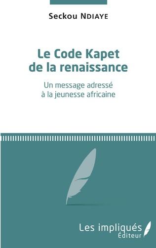 Couverture Le Code Kapet de la renaissance