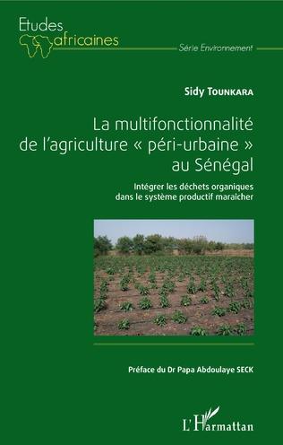 Couverture La multifonctionnalité de l'agriculture